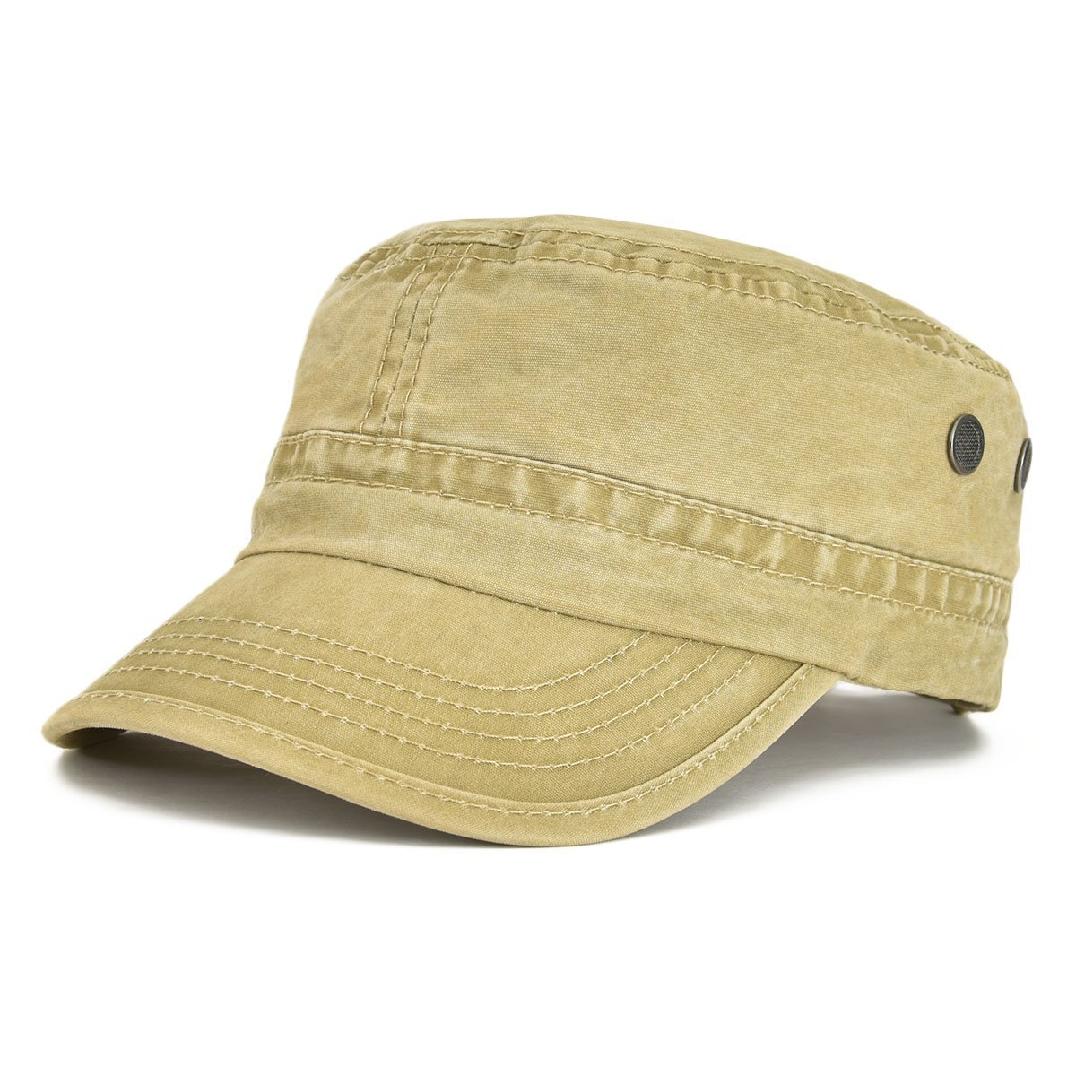 Custom Military Style Caps-China cap Suppliers-Capmfrs